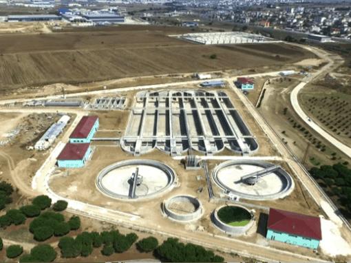 Çerkezköy İleri Biyolojik Atık Su Arıtma Projesi