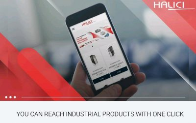 HALICI GROUP CARRIES THE INDUSTRY TO YOUR POCKET WITH MOBILE APPLICATIONS